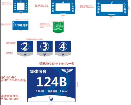 衡阳指示牌设计制作,导向牌,标识牌,衡阳房地产导视系统,标牌公司